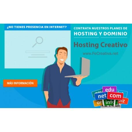 Hosting / Dominio